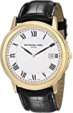 Raymond Weil Men's 54661-Pc-00300 Quartz Stainless Steel White Dial Watch
