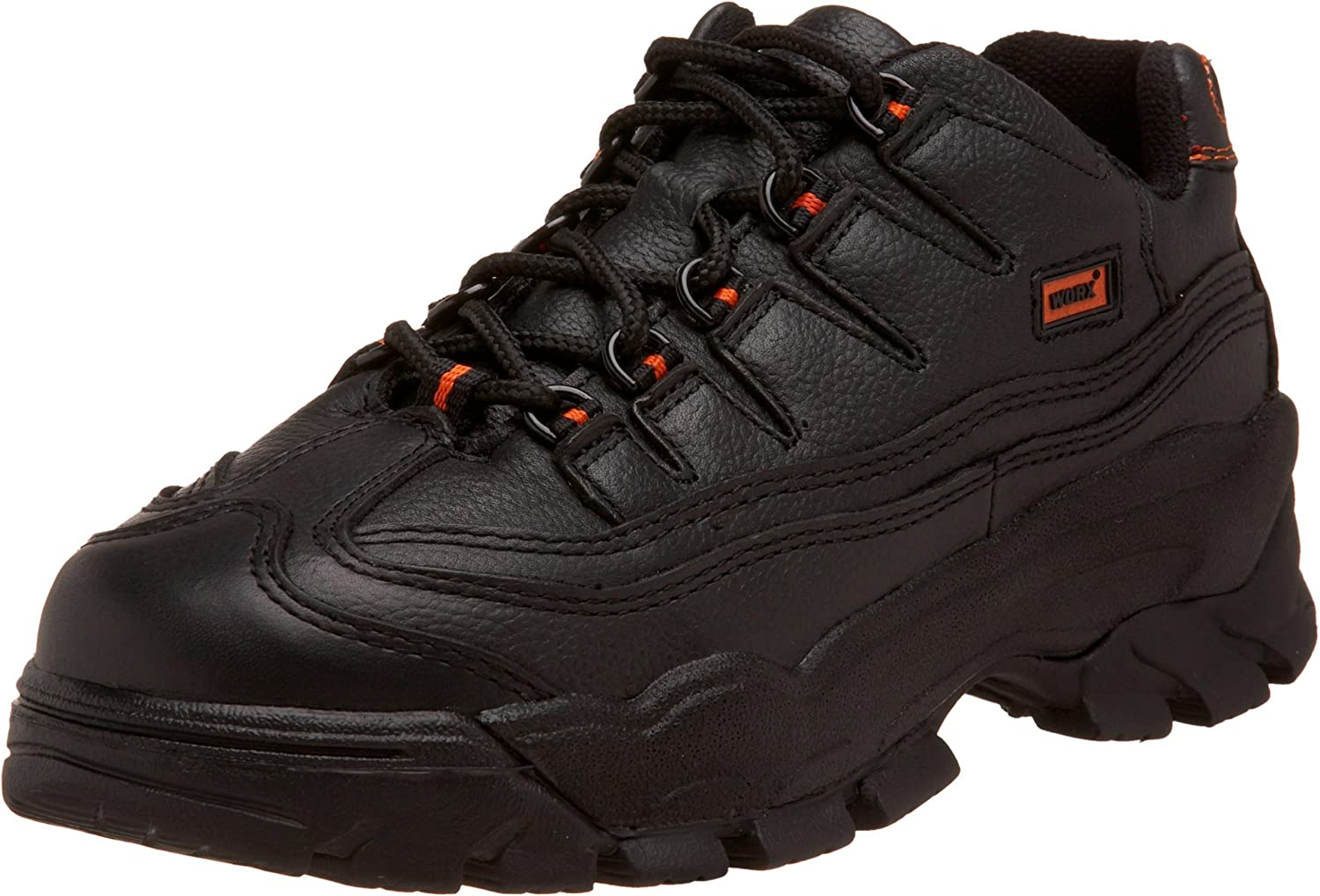 WORX by Red Wing Shoes Men's 5500 Steel