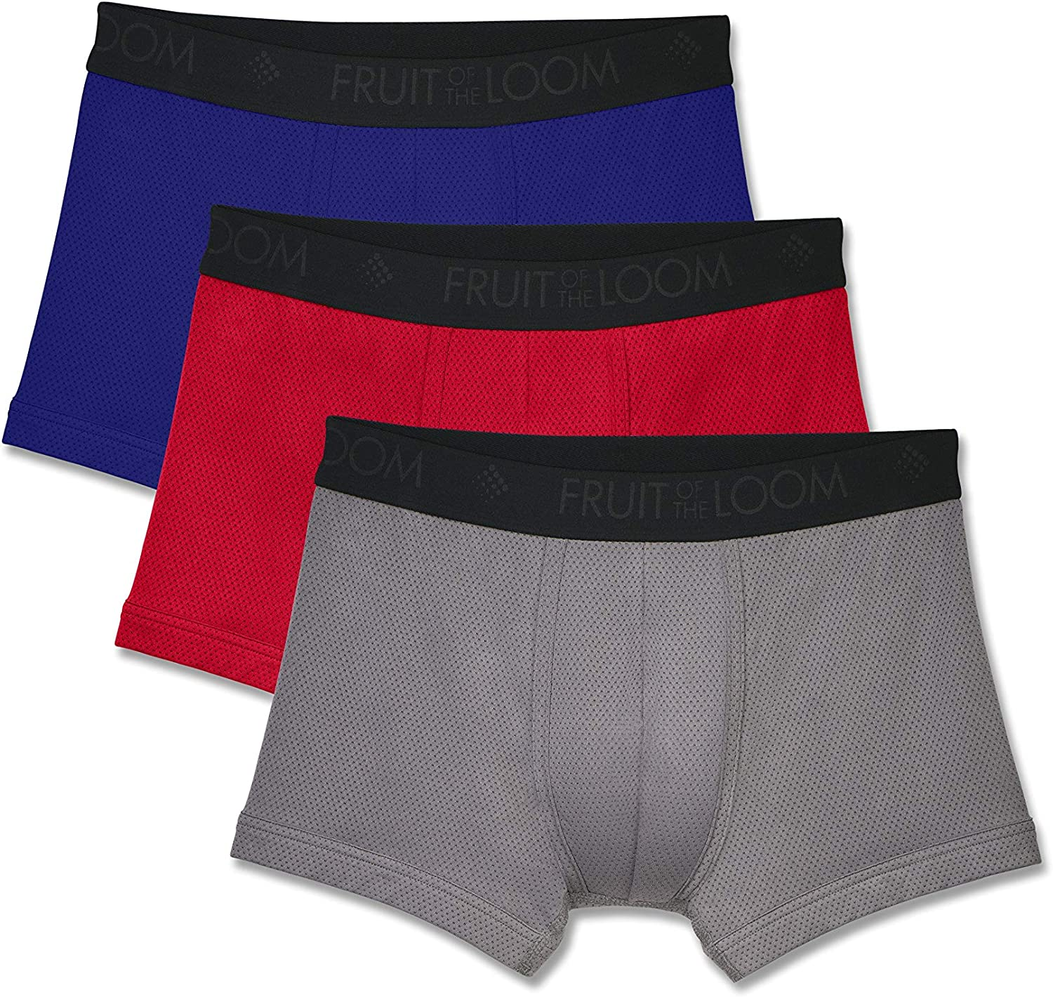 Fruit of the Loom Men's Breathable Underwear at  Men's Clothing store