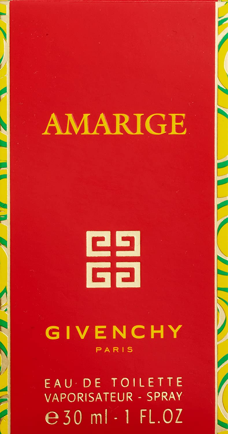 Amazoncom Amarige By Givenchy For Women Eau De Toilette Spray