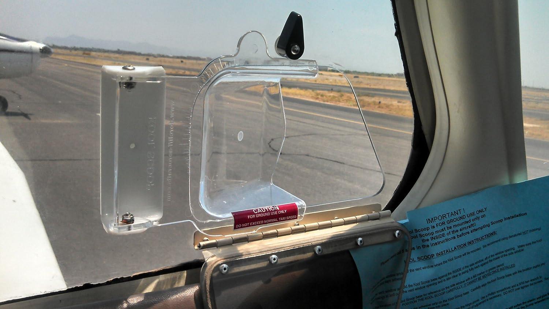 Amazon Com Kool Scoop Pilot Airplane Ventilation And Cool Ing