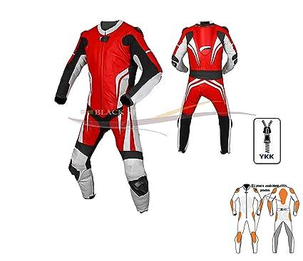 Zens Leather New Style - Traje de moto de una pieza para ...
