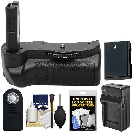 Vivitar Pro Multi-Power - Batería para empuñadura de cámaras Nikon ...