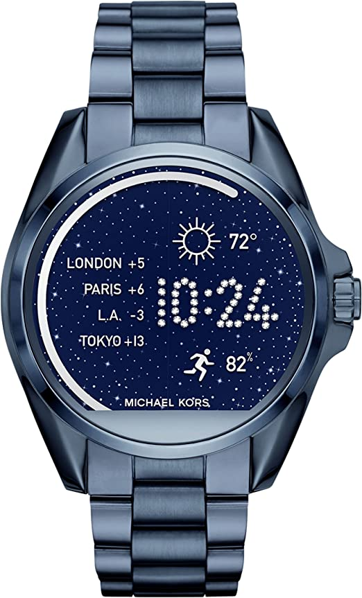 What Does Michael Kors Bradshaw Smartwatch Do?