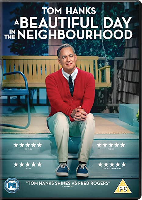 A Beautiful Day In The Neighbourhood Dvd 2020 Amazon Co Uk Tom Hanks Matthew Rhys Susan Watson Chris Cooper Christine Lahti Maryann Plunkett Enrico Colantoni Jessica Hecht Wendy Makkena Carmen Cusack Noah Harpster Tammy
