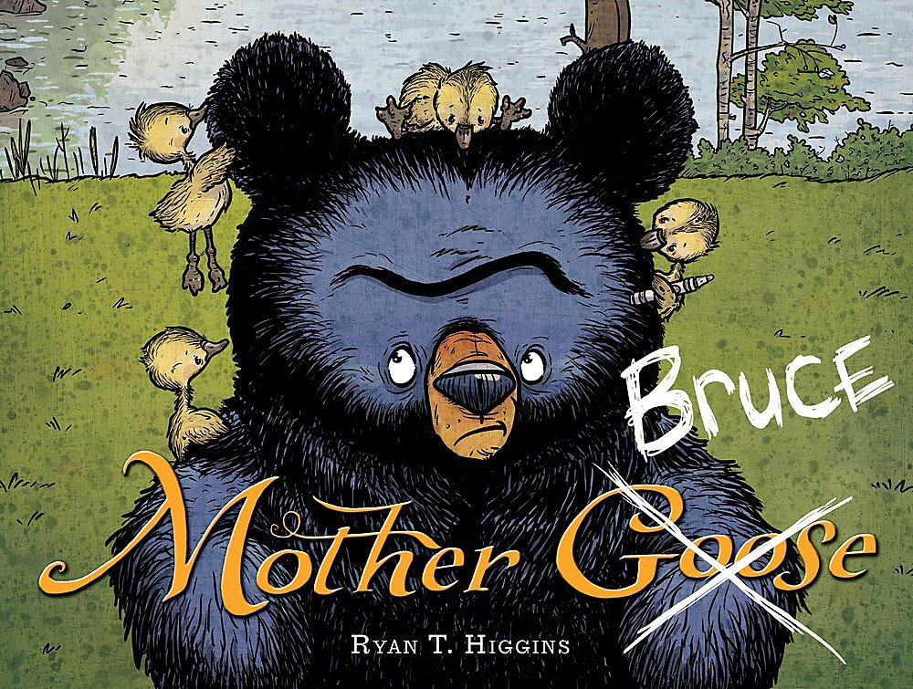Image result for mother goose bruce