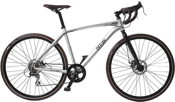 Gravel Milano Radio DEEJAY Bicicleta de Montaña alluminio Talla ...