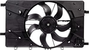 Dorman 620-658 Engine Cooling Fan Assembly for Select Buick/Chevrolet Models