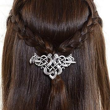 Wood Hair Stick Natural Hair Stick Celtic Hair stick Easy Up Do Bohemian Hair Style Hair Pin Natural Hair Style Hair Stick