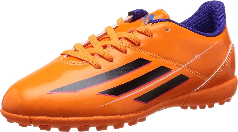 adidas F5 TRX TF J, Botas de fútbol Unisex Niños