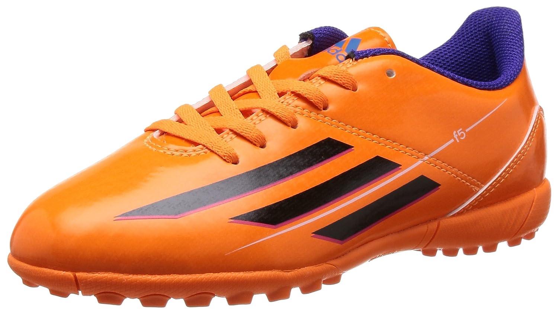 Adidas F5 Trx Tf J - Chaussures De Soccer Pour Enfants, Jaune (jaune Vif S13 / Noir 1 / S13 Zeste Vert), 38