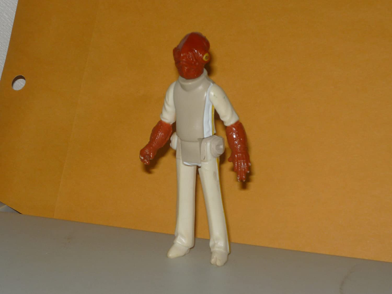 Vintage Star Wars 3.75 - 1982 ADMIRAL ACKBAR FIGURE