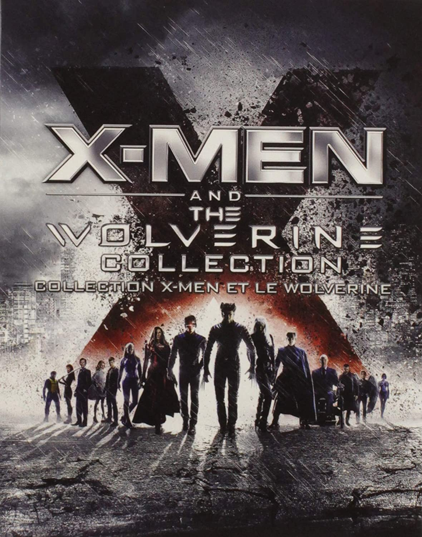 X-Men and the Wolverine Collection X-men / X2: X-Men United / X-Men The Last Stand / X:Men Origins Wolverine / X-Men First Class / The Wolverine Blu-ray: Amazon.es: Cine y Series TV