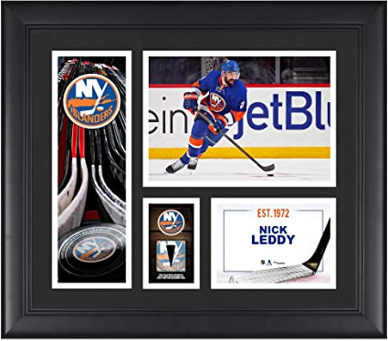 Image Unavailable. Image not available for. Color  Nick Leddy New York  Islanders ... 690ea9d4b