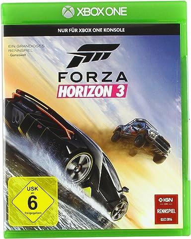 Microsoft Forza Horizon 3 vídeo - Juego (Xbox One, Conducción, E ...