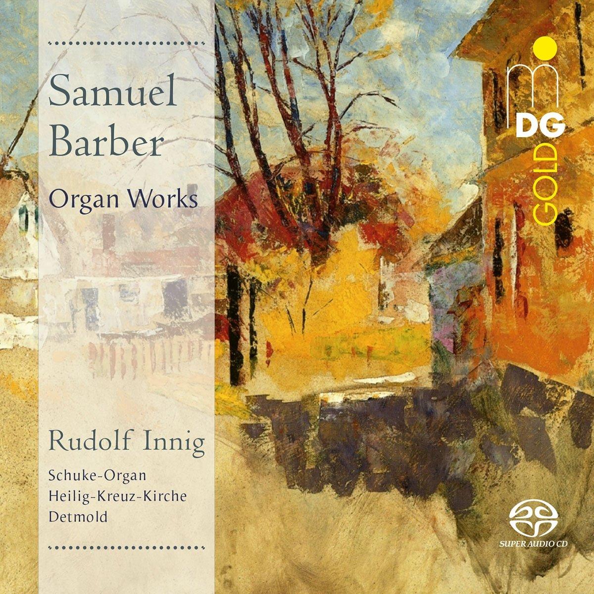 RUDOLF INNIG - Organ Works - Amazon.com Music
