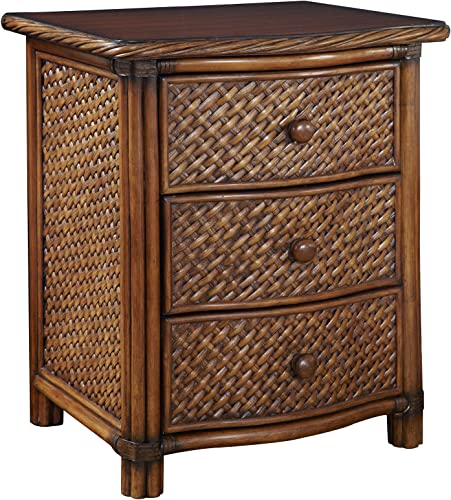 Marco Island Cinnamon Night Stand