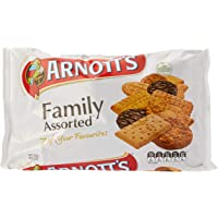 Arnott's Family Assorted Biscuits, 500 Grams