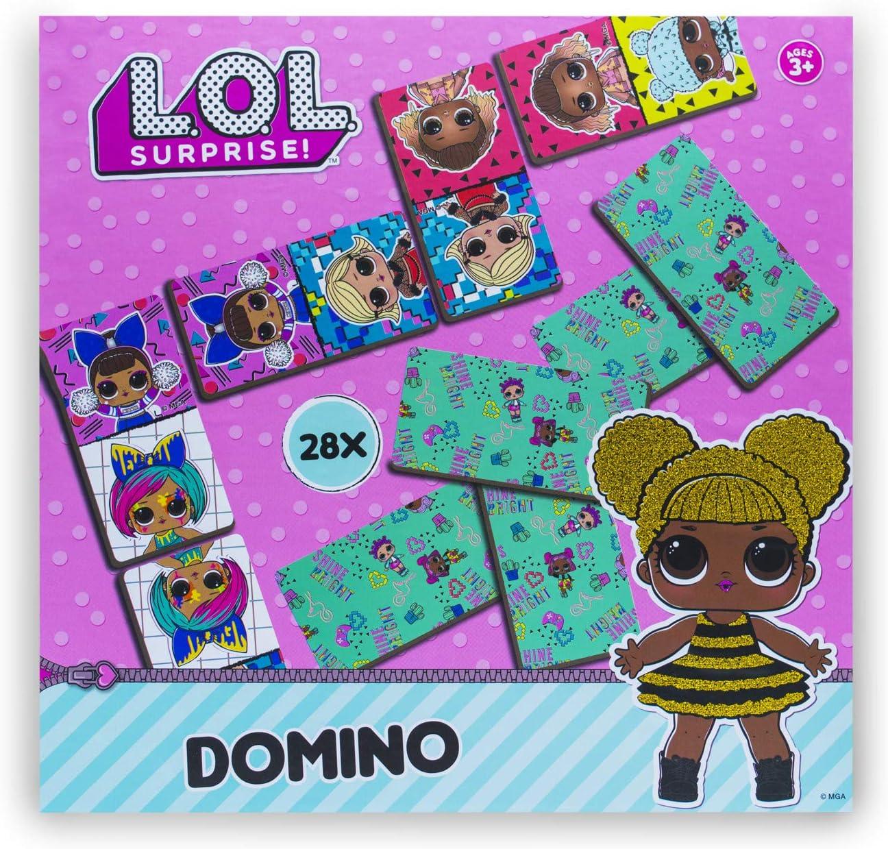 Lol Surprise Domino