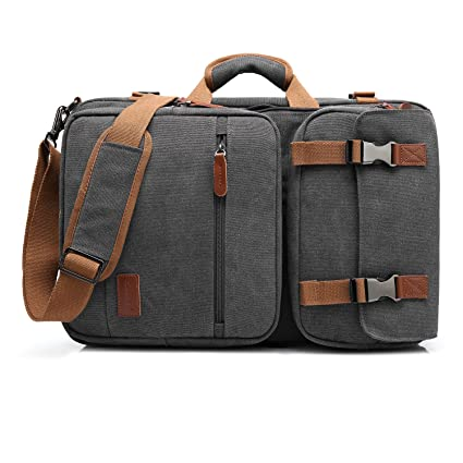 utotebag 17,3 umwandel Bar Grande Business Laptop Bolsa Messenger Bag Maletín Hombro bolsillos bolsa