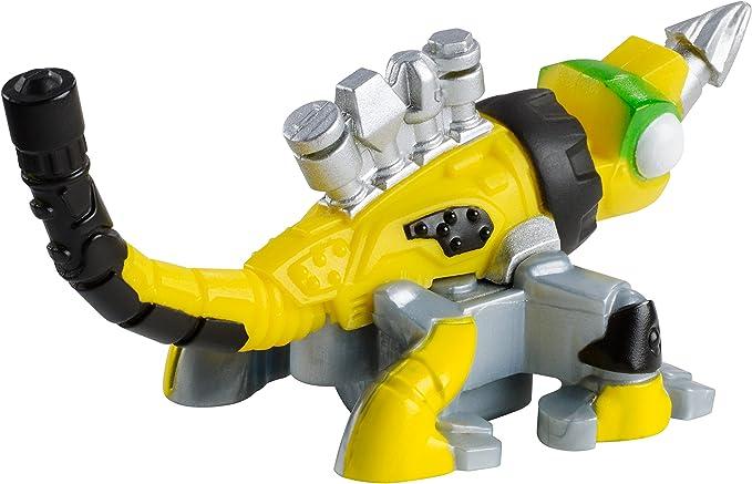Dinotrux Reptool Rollers Revvit Vehicle Mattel DWP82