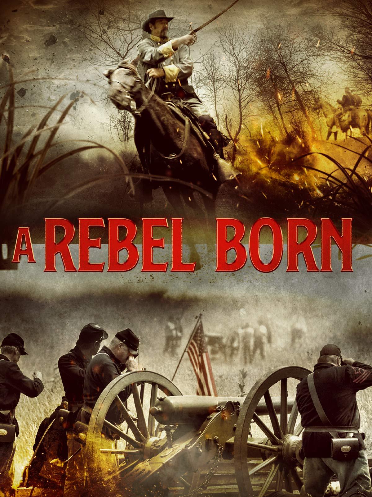 """/""""A Rebel Born/"""" 11/"""" x 17/"""" poster"""