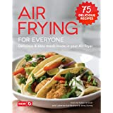 Dash DCB001AF Air Fryer Recipe Book for Healthier + Delicious Meals, Snacks & Desserts, Over 70+ Easy to Follow Guides…