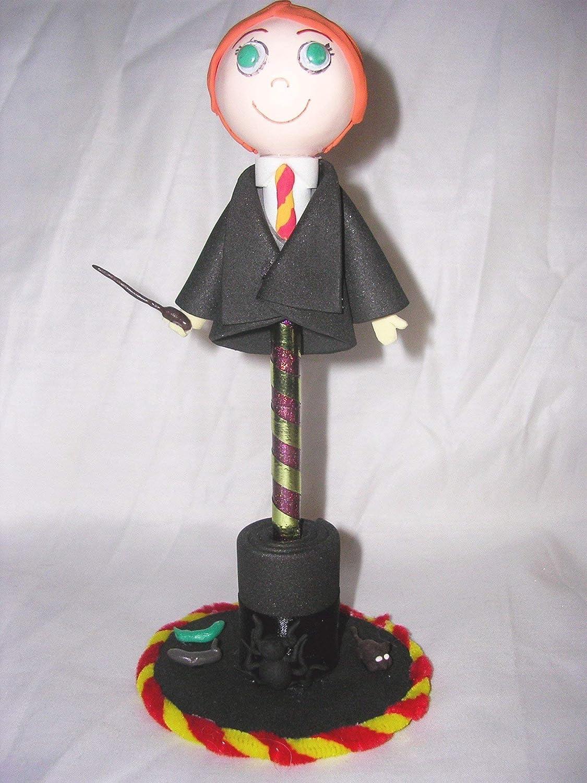 Bolígrafo Ron Weasley - Harry Potter: Amazon.es: Handmade