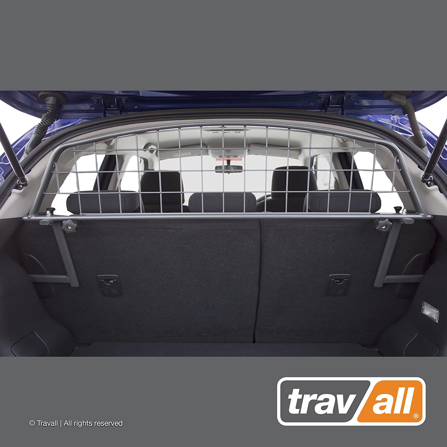 Travall Guard TDG1533 - Vehicle-Specific Dog Guard