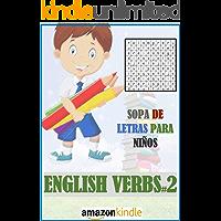 SOPA DE LETRAS PARA NIÑOS: ENGLISH VERBS PART 2 (D-G)