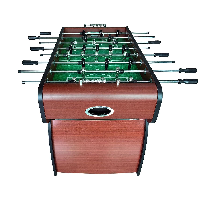 Amazon Com Hathaway Metropolitan 54 Foosball Table Sports  # Table De Salon En Mdf