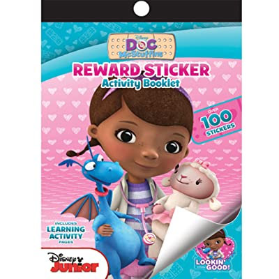 Bendon 10217 Doc McStuffins Reward Stickers, Multicolor: Arts, Crafts & Sewing