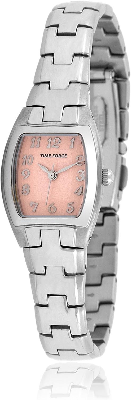 Time Force Reloj de Cuarzo 83042 20 mm