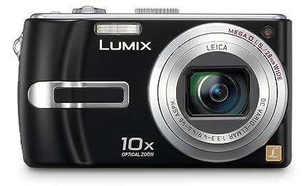 amazon com panasonic lumix dmc tz3k 7 2mp digital camera with 10x rh amazon com Panasonic DMC TZ3 Charger Panasonic DMC TZ3 Charger
