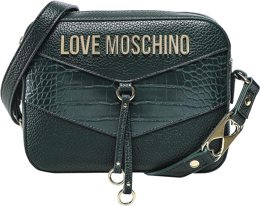 Love Moschino Jc4288pp0bkp1, Bandolera para Mujer, Normale