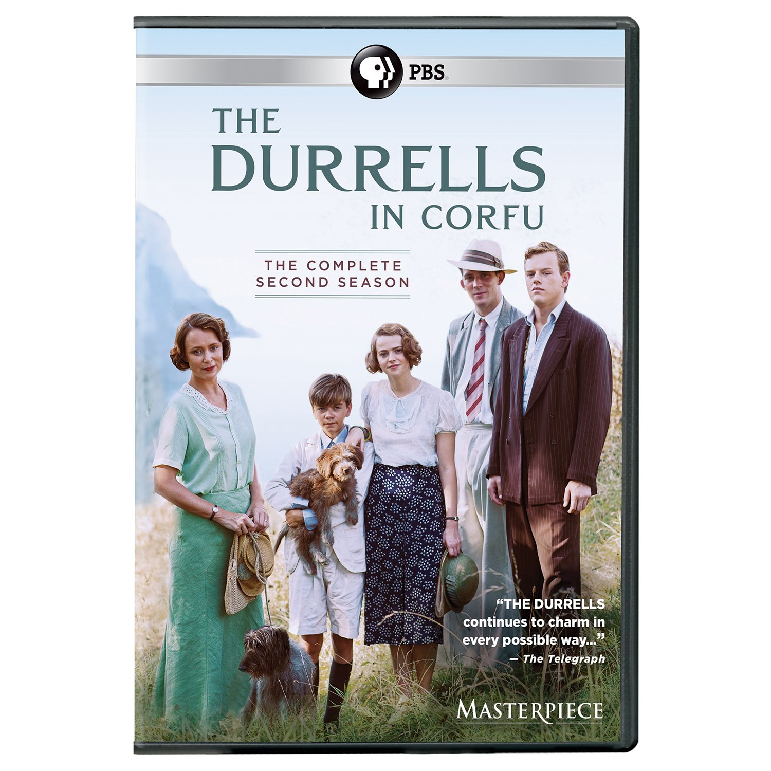 The Durrells in Corfu: Season 2 (UK Edition)