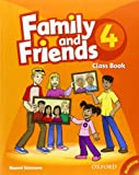 Family and Friends 4 : Class Book (1Cédérom)