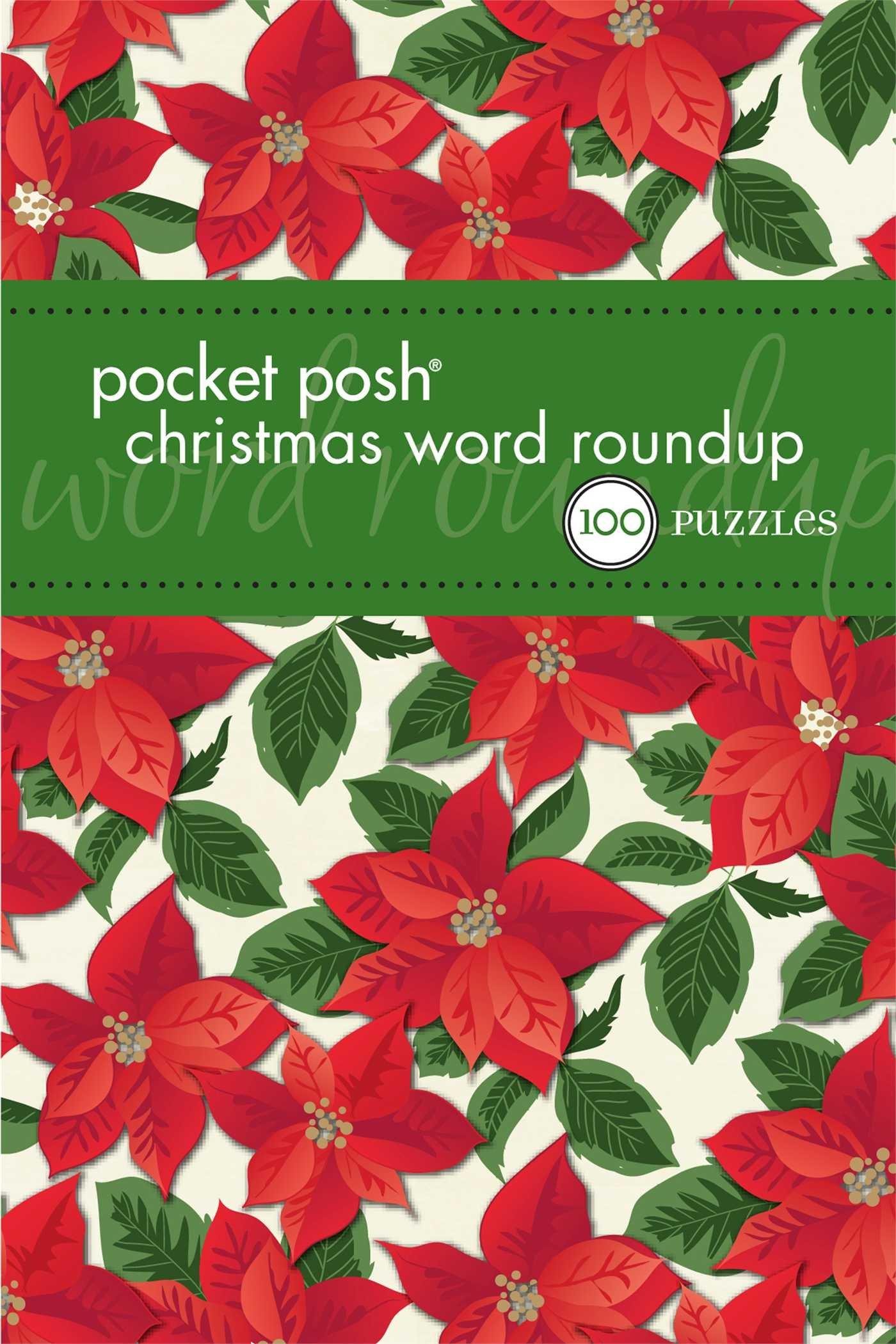Pocket Posh Christmas Word Roundup 3: 100 Puzzles pdf