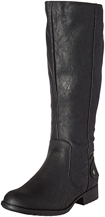 8cca16c6e0a9 LifeStride Women s Xandy Riding Boot Black 5 ...