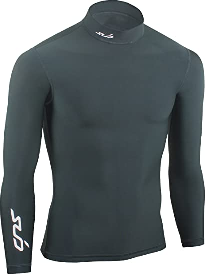 Sub Sports Cold Winter Kids Thermal Short Sleeve Compression Top