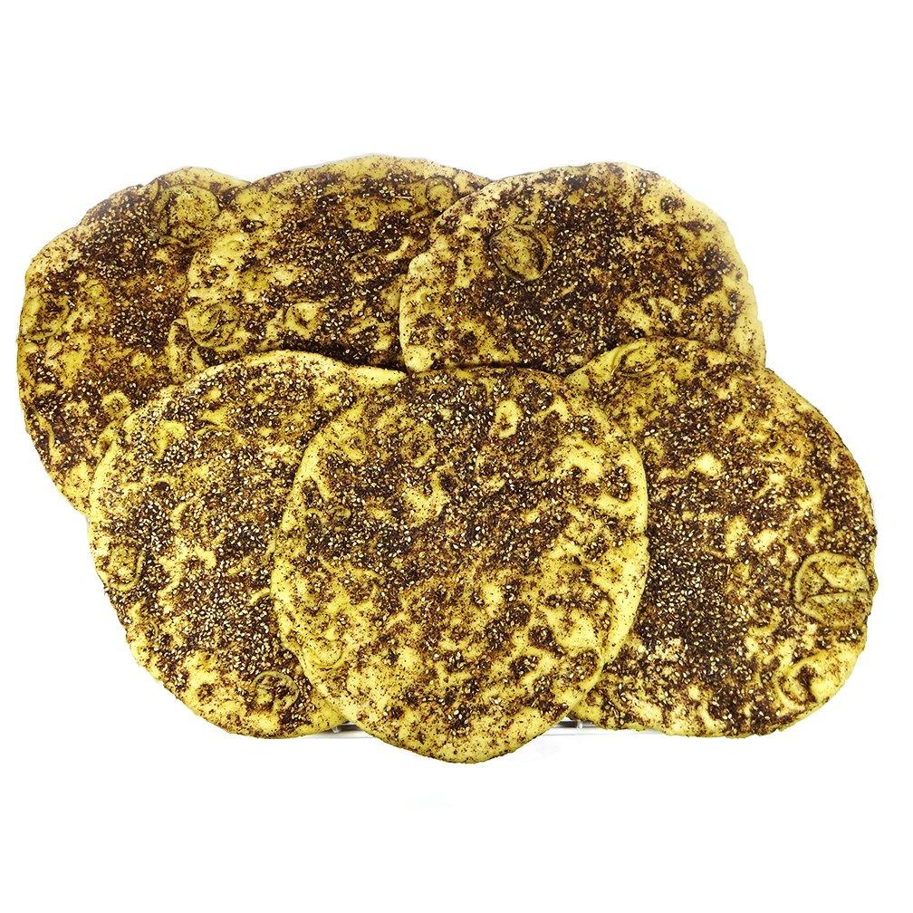 Lebanon Za'atar Thyme Spice Bread (Pack of 6)