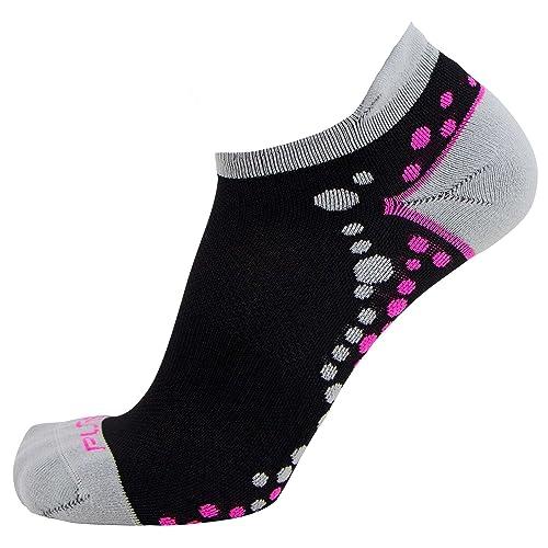 No-Show Anti-Blister Running Socks
