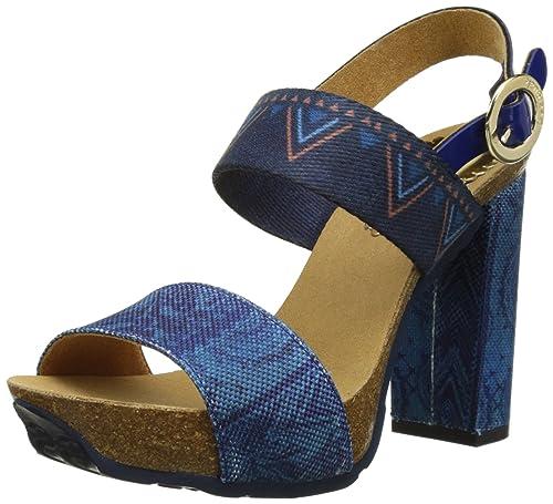 Zapatos azules Desigual para mujer pps0LddY