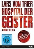 Lars von Trier - Hospital der Geister [4 DVDs]