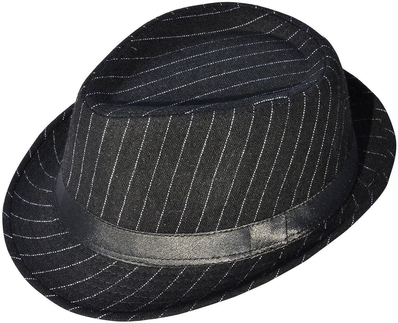Amazon.com: Sombrero estructurado Trilby de fieltro ...