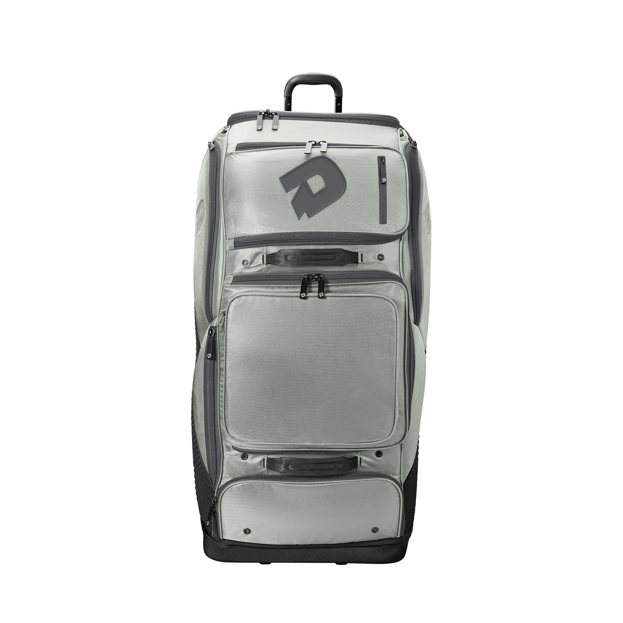 DeMarini Special Ops Spectre Wheeled Bag - Silver