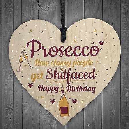 Red Ocean Corazón de felicitación de cumpleaños para novio ...