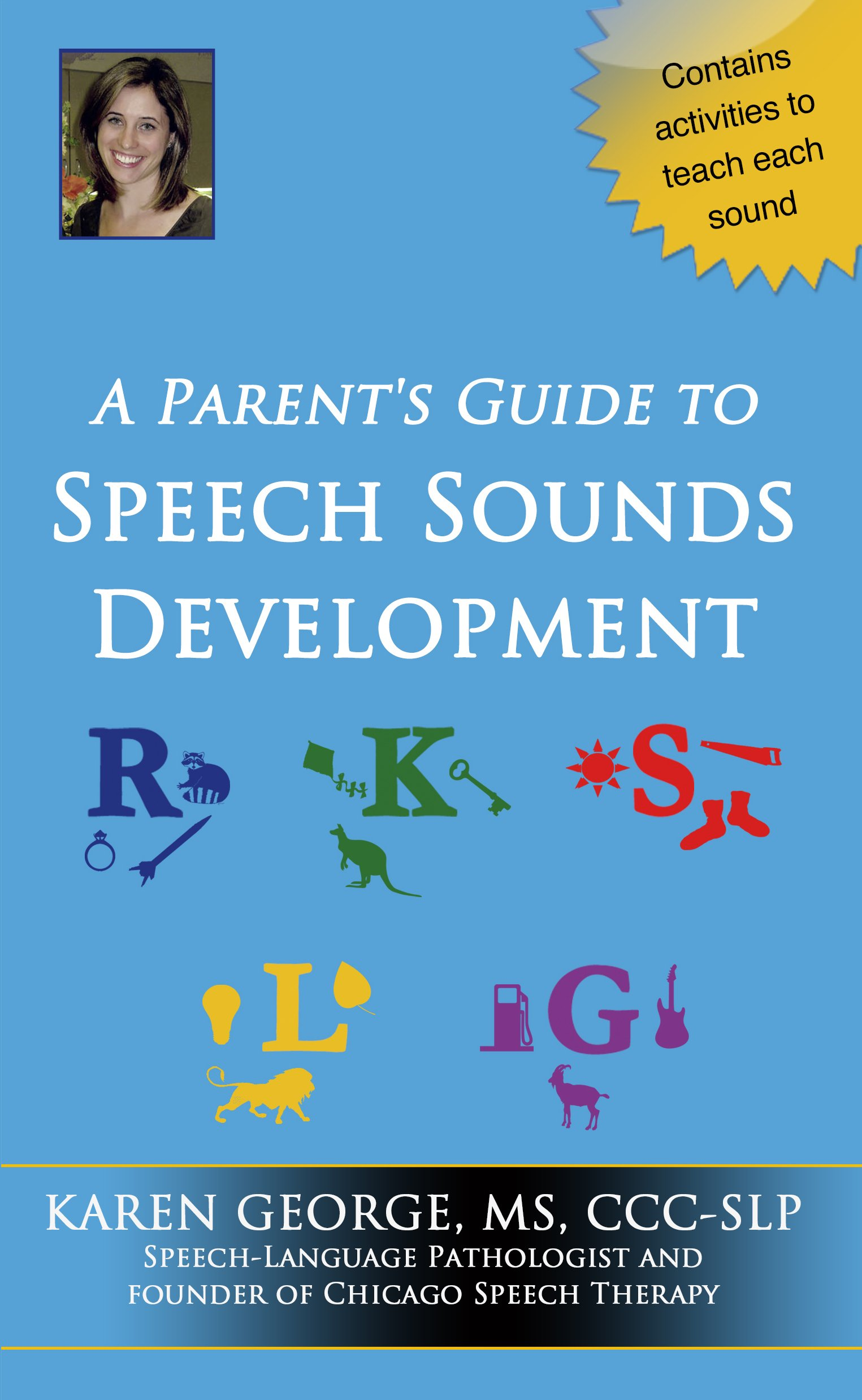 Read Online Chicago Speech Therapy's Guide To Speech Sounds Development pdf epub