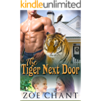 The Tiger Next Door (Green Valley Shifters Book 2)