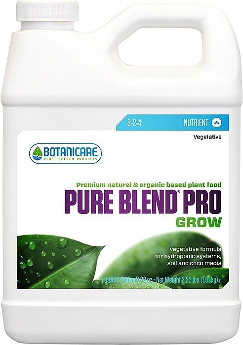 The Best Liquid Plant Food Marajuana